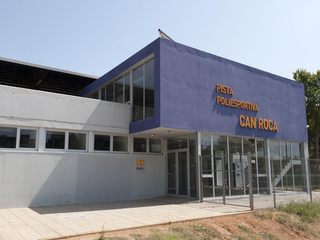 Polideportivo Can Roca