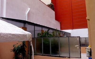 Rep Argentina patio